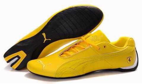 chaussure golf puma pas cher