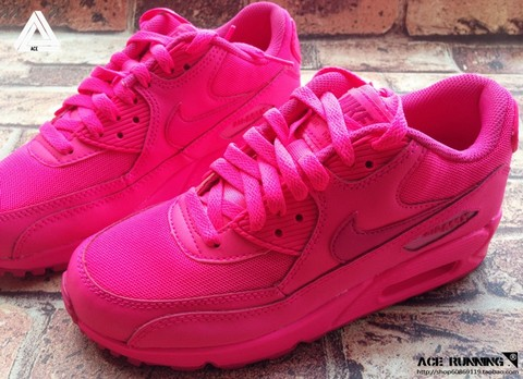 air max hyperfuse rose pas cher