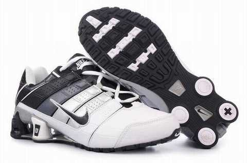 basket nike shox homme pas cher
