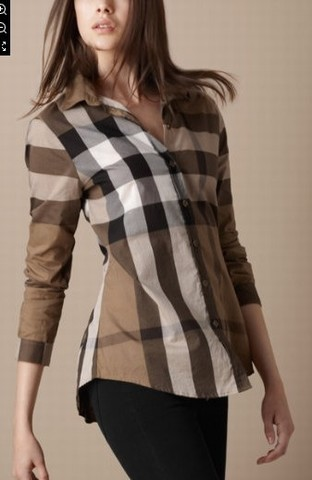 f832ee2f8a7 Chemise Burberry