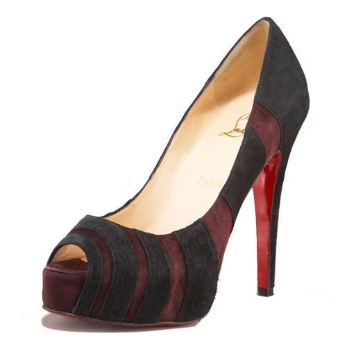Nouveaux produits b1639 689e1 Cher A Femme chaussures Vendre Louboutin Luxe Pas R35qc4ALj